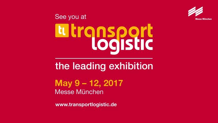 >Transport- und Logistikmesse im München