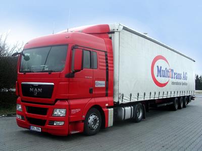 Transport nach Kroatien