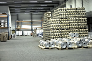 Warehousing Germany