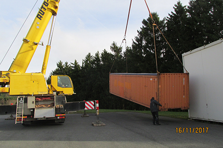 Containerverladung