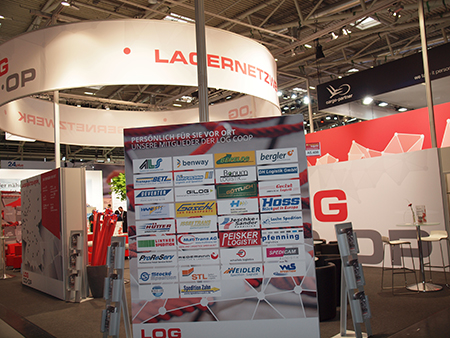 Transport Logistic Messe in München